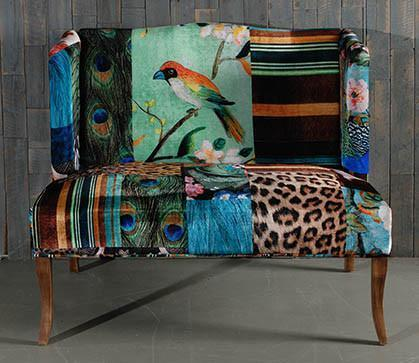 BIRD SOFA SEAT Philbee Interiors