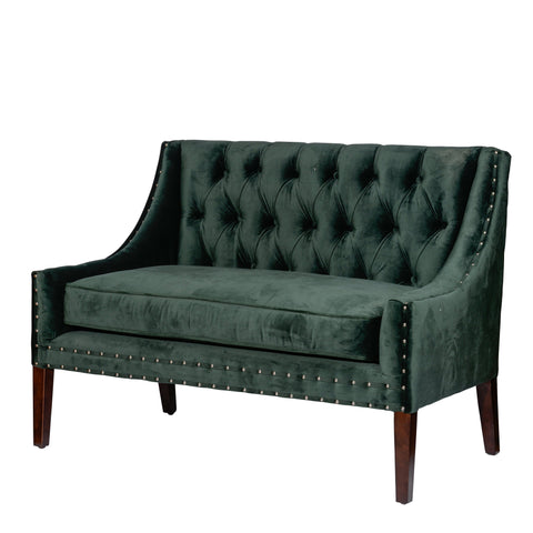 ARTICHOKE LOVE SEAT Philbee Interiors