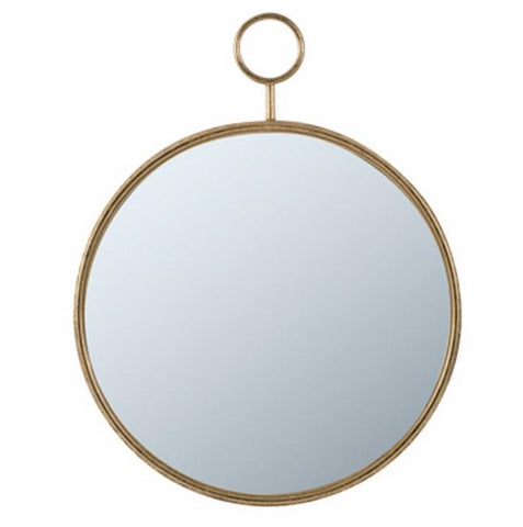 TIME PIECE WALL MIRROR Philbee Interiors