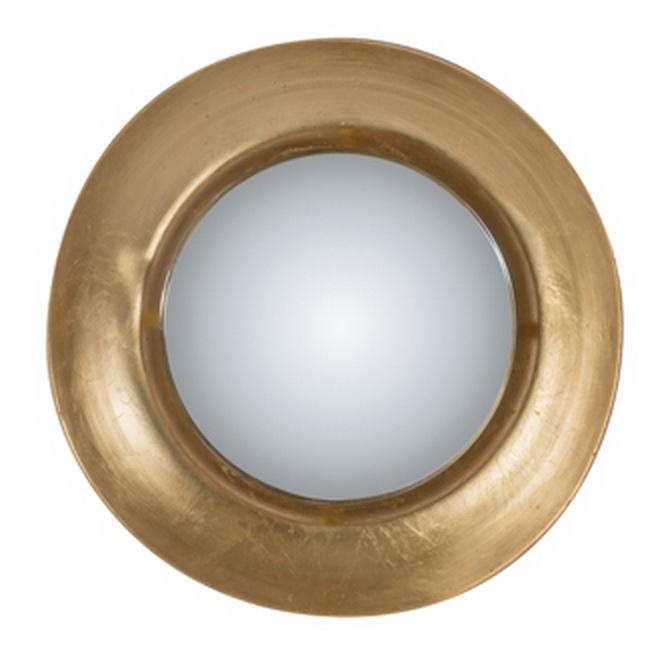 GOLDEN EYE LED WALL MIRROR Philbee Interiors