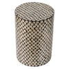 COPACABANA STOOL/SIDE TABLE Philbee Interiors