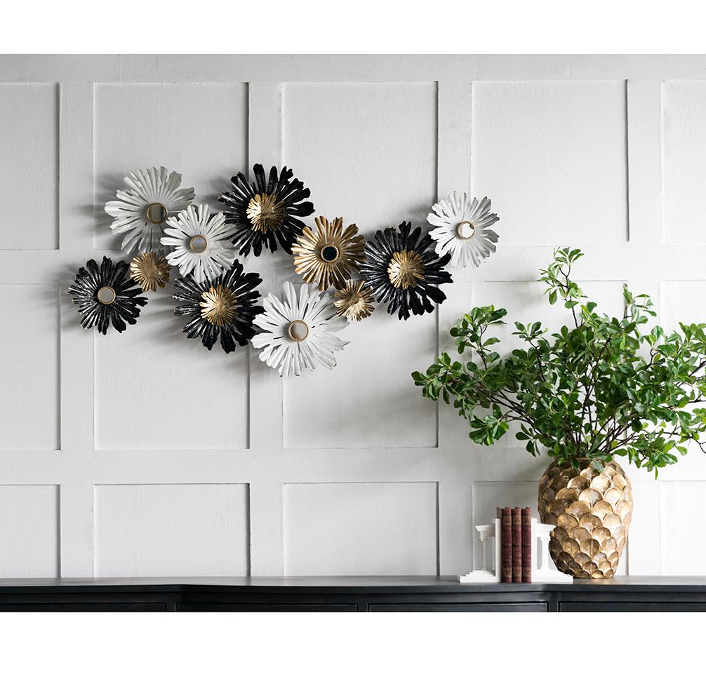 CLUSTERED MARGHERITA WALL ART Philbee Interiors