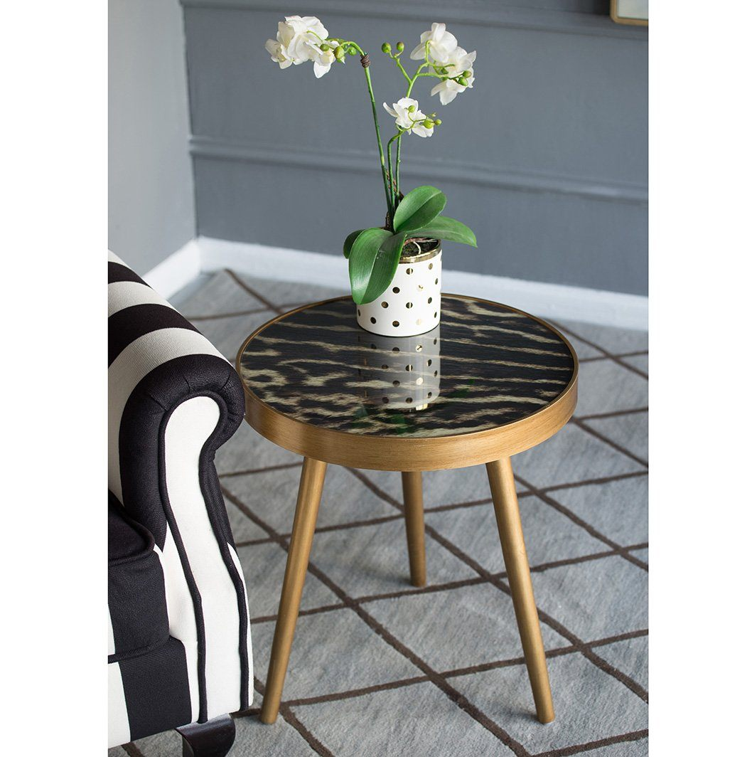 SAFARI SIDE TABLE Philbee Interiors