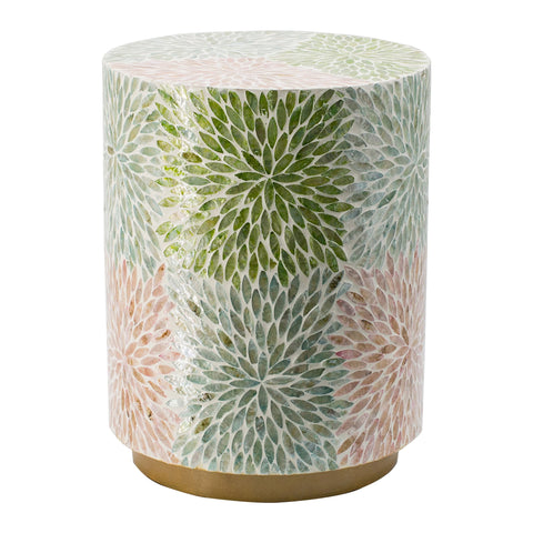 TAORMINA SIDE STOOL/TABLE Philbee Interiors