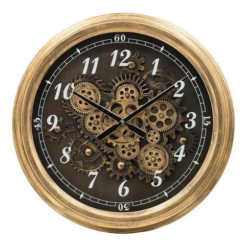 INTRICATE WALL CLOCK Philbee Interiors