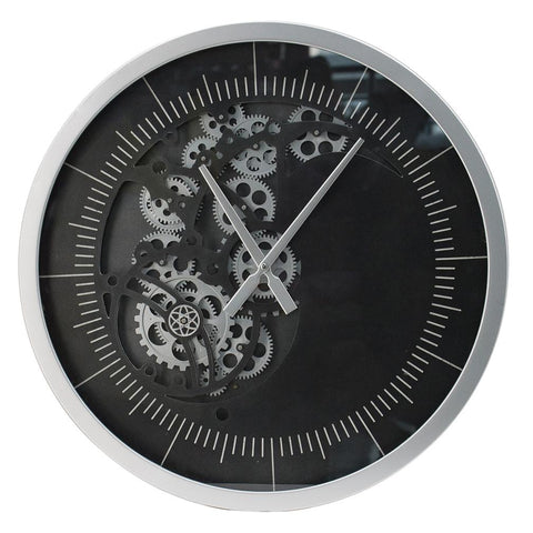 MINIMALIST WALL CLOCK Philbee Interiors