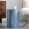 SHELL STOOL/SIDE TABLE Philbee Interiors