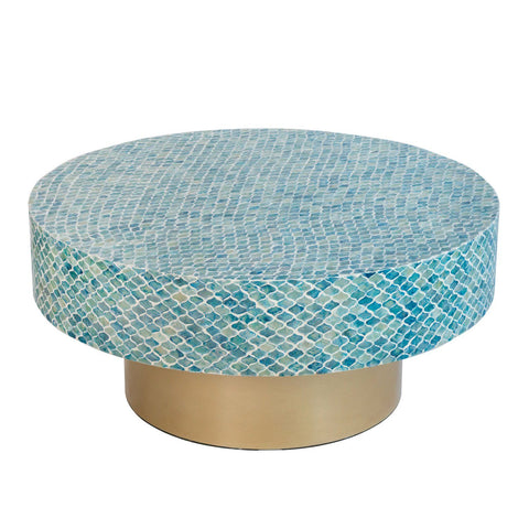GOA SHELL COFFEE TABLE Philbee Interiors