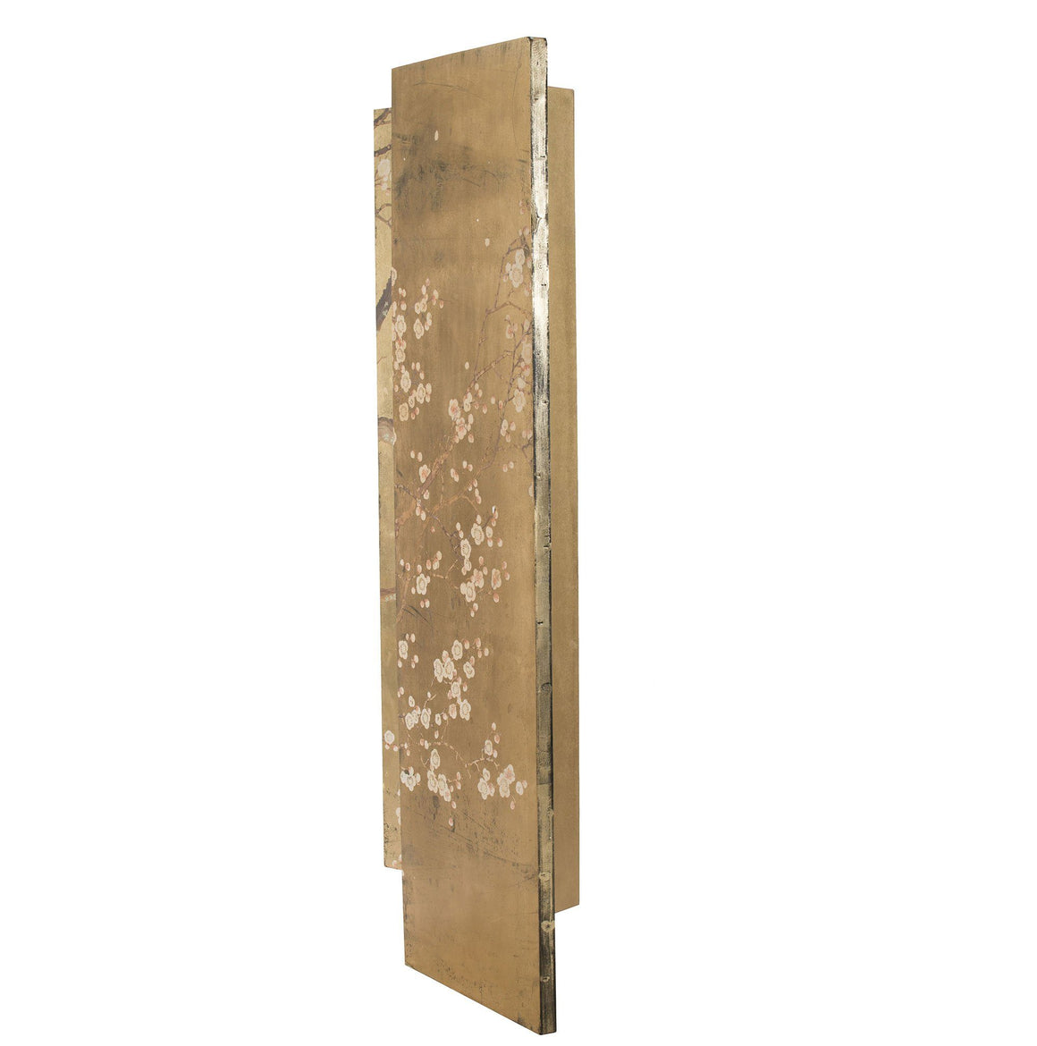 GOLDEN BLOSSOM DRESSING SCREEN/ROOM DIVIDER Philbee Interiors
