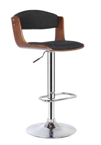 SIGNATURE GAS LIFT BAR STOOL Philbee Interiors