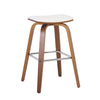 COOPER BAR STOOL WHITE Philbee Interiors