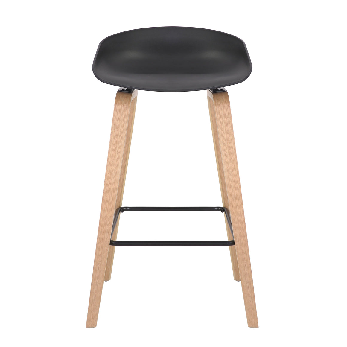 COMFY BAR STOOL BLACK Philbee Interiors