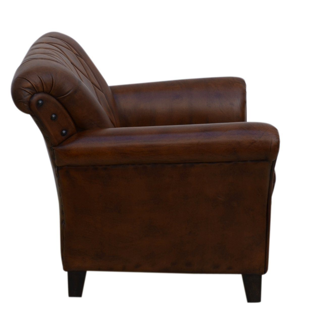 at main online armchair chair luster oliver pdp arm johnlewis cappuccino rsp com leather john buyjohn lewis
