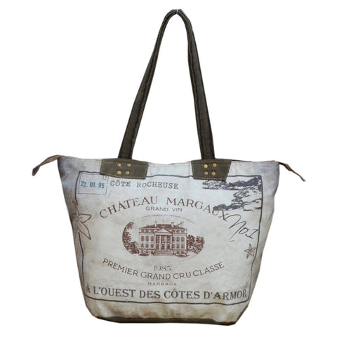 CHATEAU MARGAUX HANDBAG Philbee Interiors