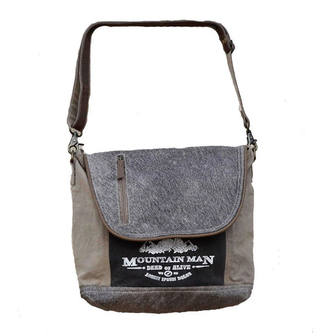 DEAD OR ALIVE SATCHEL BAG Philbee Interiors
