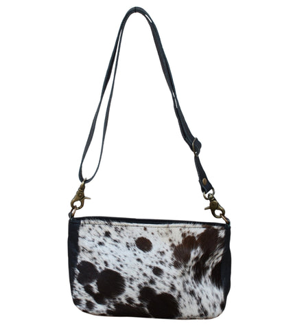 MINI COWHIDE CROSSBODY HANDBAG Philbee Interiors