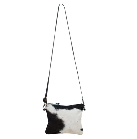 MINI SQUARE COWHIDE CROSSBODY HANDBAG Philbee Interiors