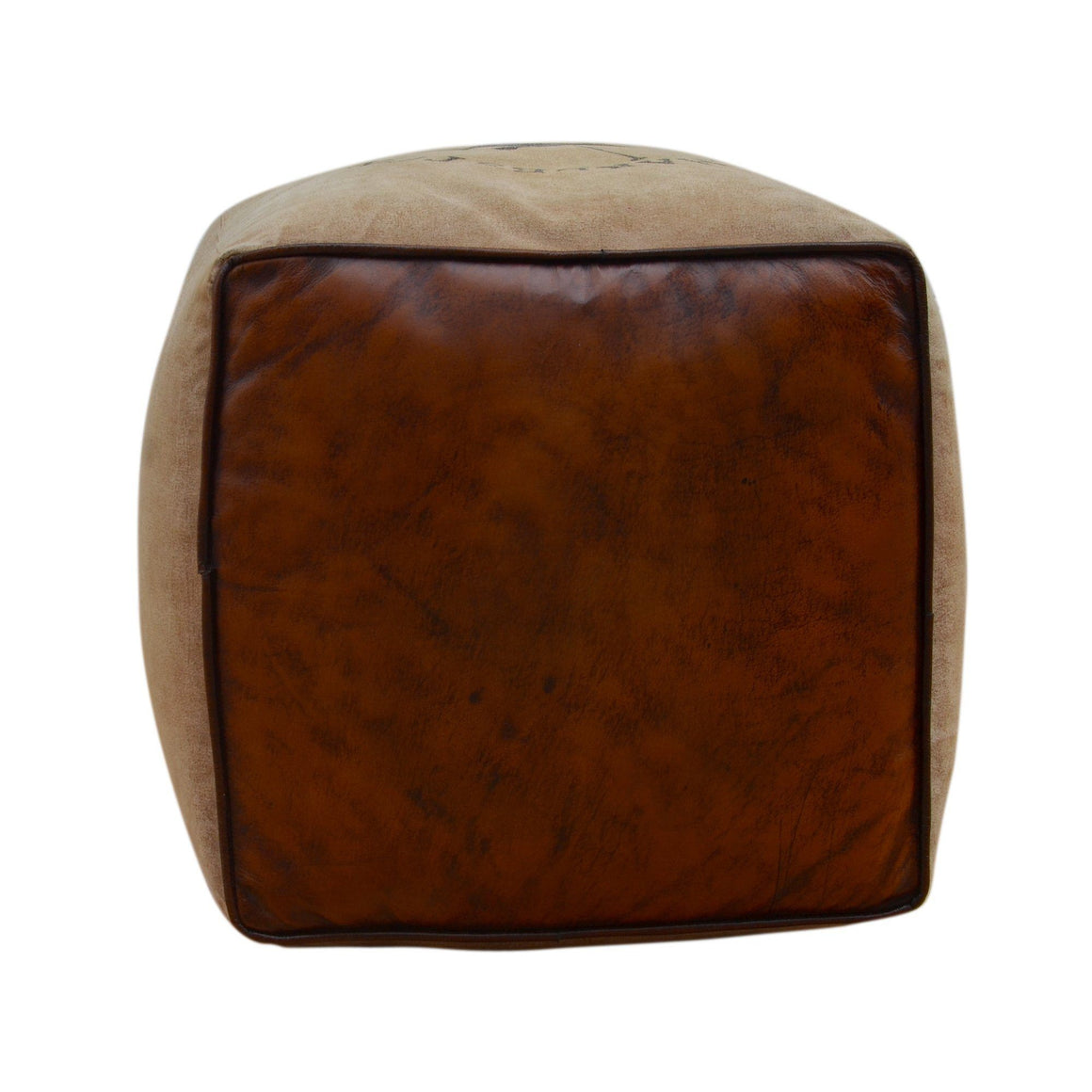 CHARLESTON POLO SQUARE OTTOMAN Philbee Interiors