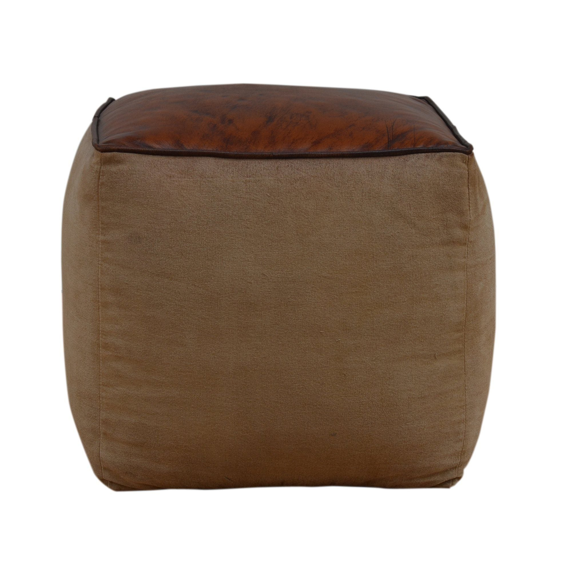ottomans canvas leather philbee interiors collections ottoman square online polo charleston