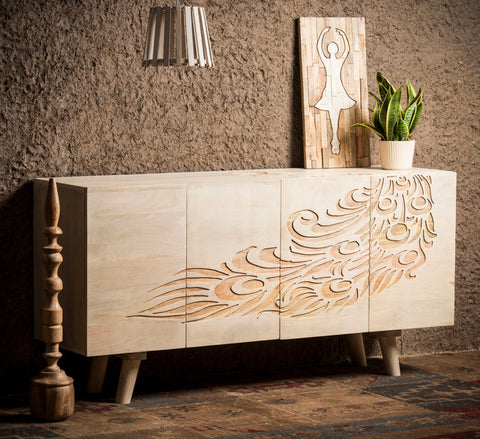 PEACOCK SIDEBOARD 30% DISCOUNT Philbee Interiors