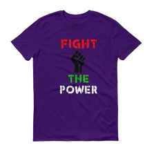 Unisex Fight the Power Tee
