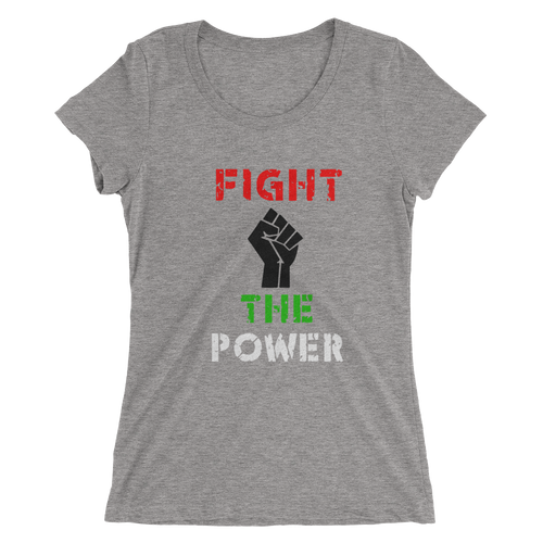 Ladies' Loose Fit Fight Tee
