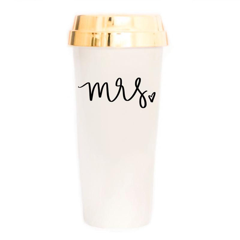 Sweet Water Decor - Mrs. Travel Mug