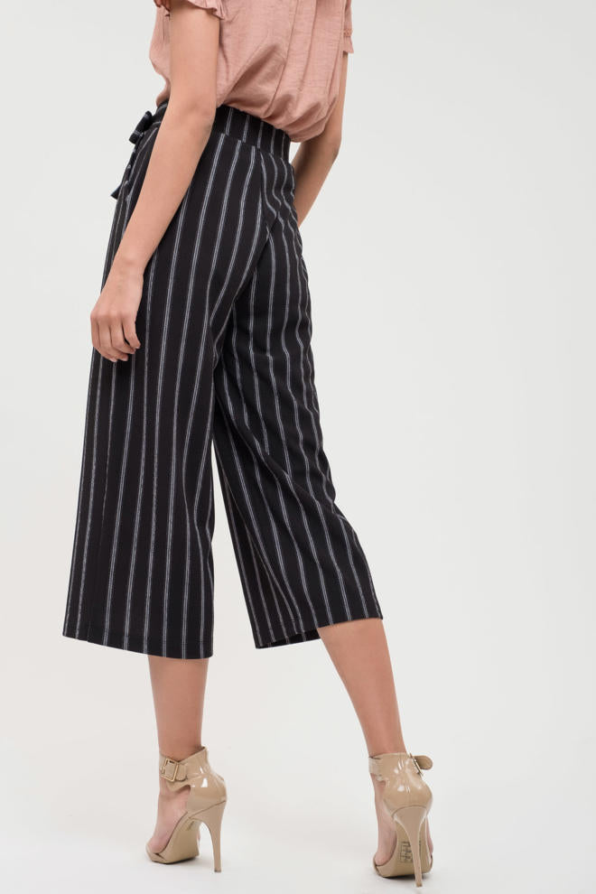 Kelly Striped Culottes