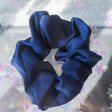 Block Colour Scrunchies