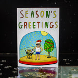 Able & Game Christmas cards