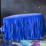 Fringed cosmetics case