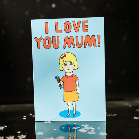 Able & Game Mother's Day cards