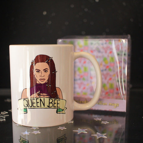 Ex-Girlfriend's Rebellion Mug - Queen Bee (Beyonce)