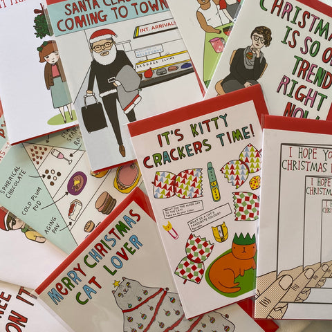 Mystery Christmas Card Bundle (Able & Game)