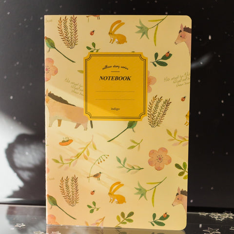 Willow Story Series Notebook