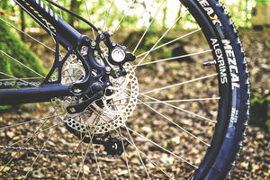 How to repair a punctured bike tyre