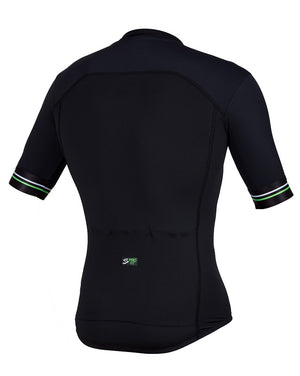 Spiuk PROFIT mens black cycling jersey