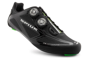 Spiuk PROFIT black road cycling shoes Australia