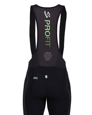 Spiuk PROFIT black cycling bibs