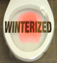Winterized Seat Wrap Toilet covers