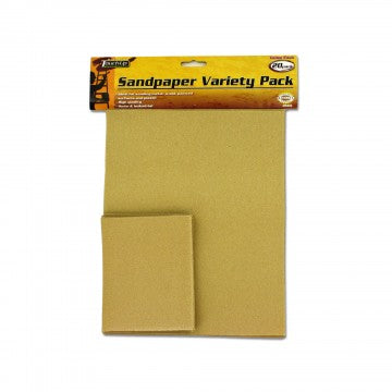 Sand Paper Variety Pack - Shark Locks