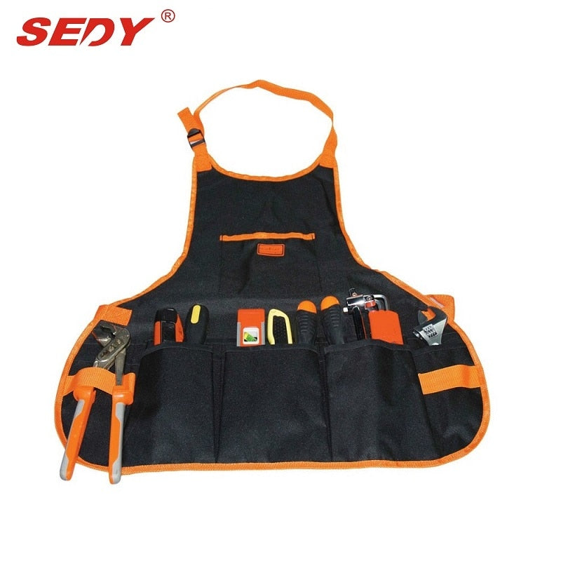 Electrician 16 POCKET Pouch Electrician tool bags Multifunction Carpenter Contractor Construction repair tool  belt bag