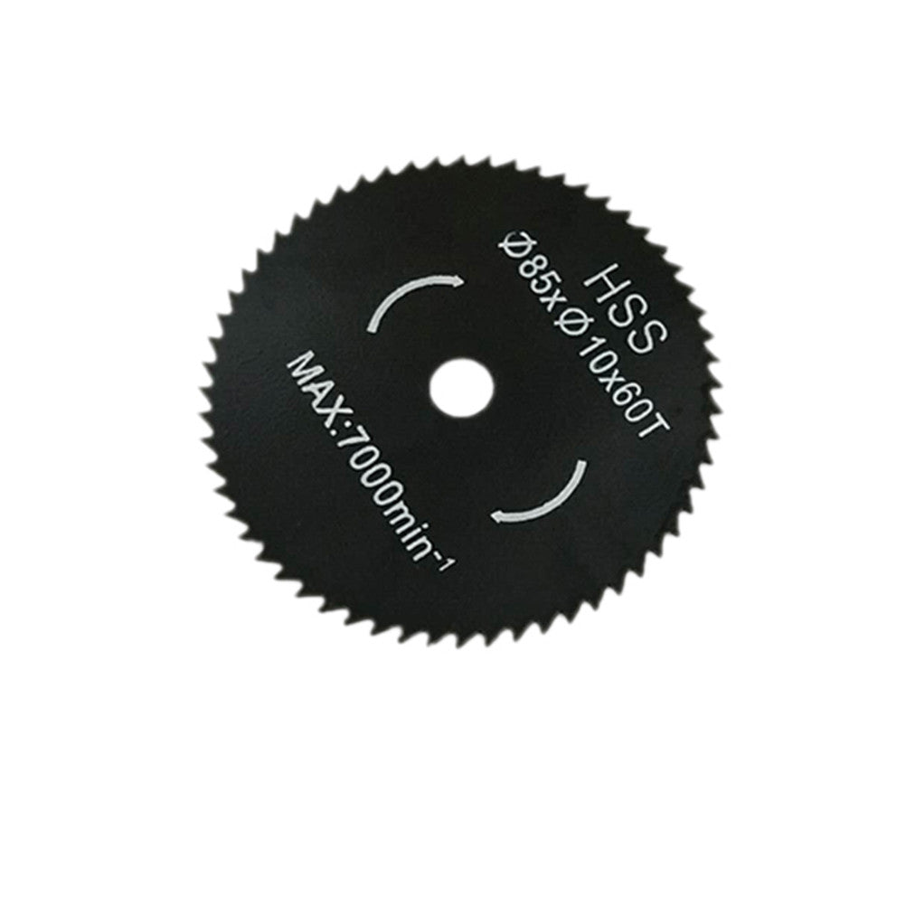 High Quality Mini HSS Circular Saw Tool 85MM Crosscut Tool for Rotary Tools