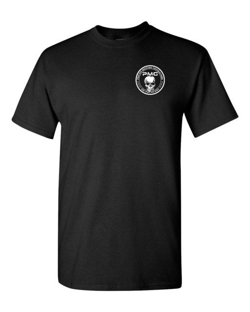 Men T-Shirt Fashion O-Neck T Shirt Private Military Contractors Pmc You Mens Tee Shirts