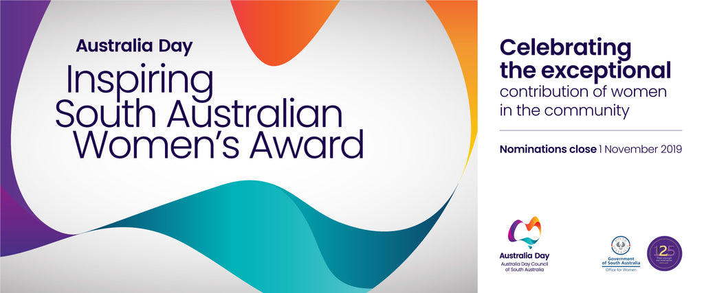 Inspiring South Australian Women Award