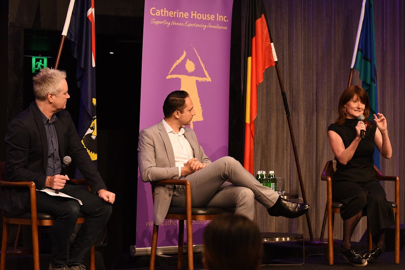 In Conversation with change makers - Australia Day Council of SA - Adelaide Sarah Gun GOGO events