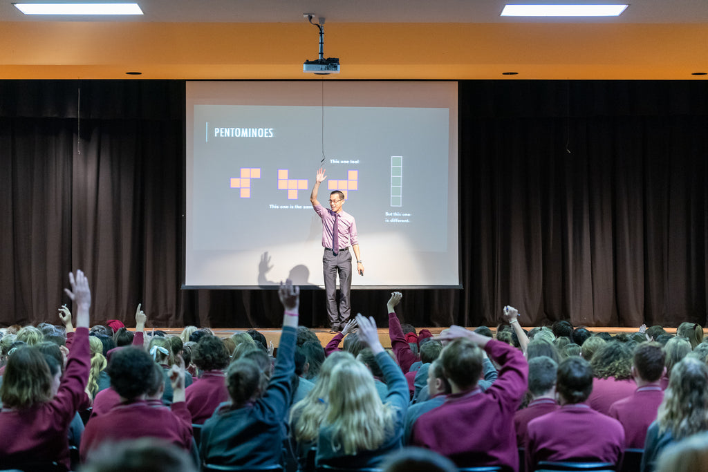 Eddie Woo at Loxton High School