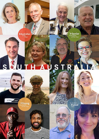 SA Nominees Australian of the Year Awards