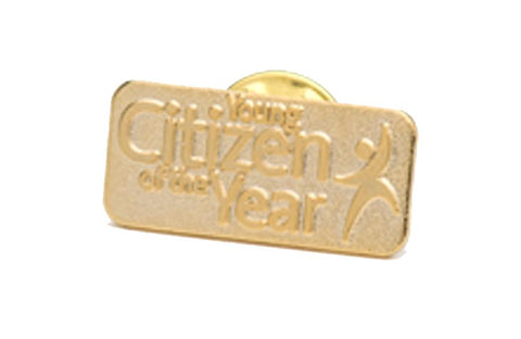 Lapel Badge - Young Citizen of the Year