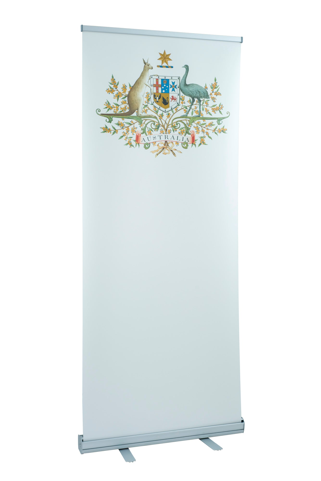 Coat of Arms Roll up Banner